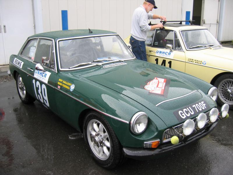 VWVortex.com - I want to see some cool MGB-GT\'s